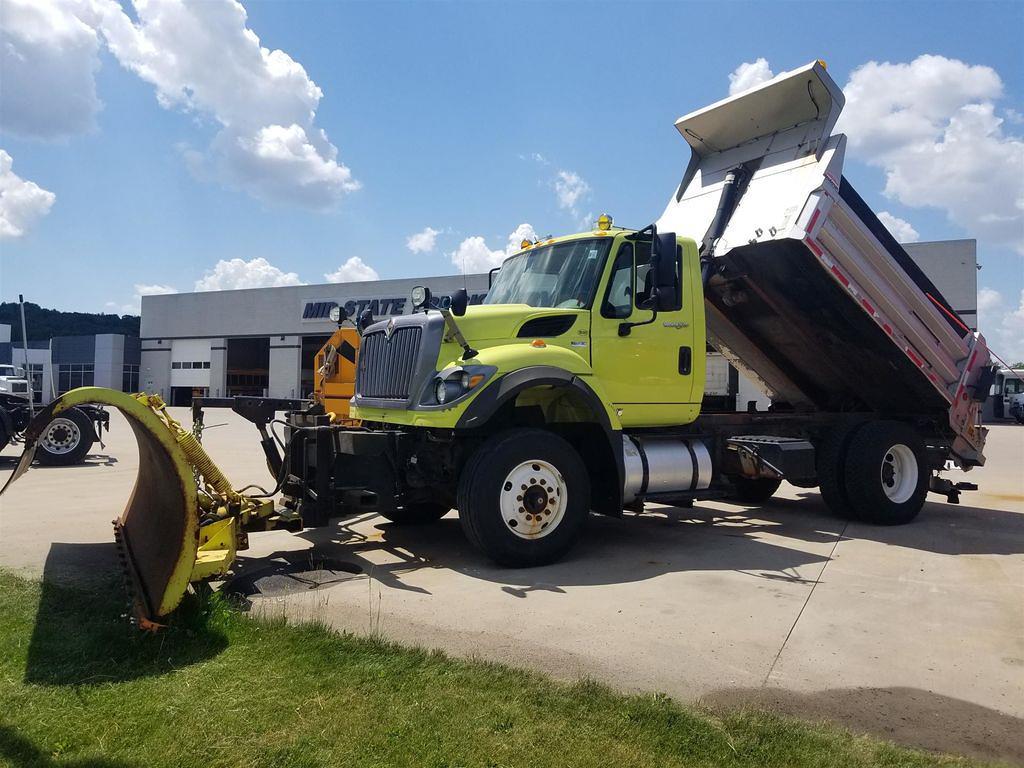 2013 International WorkStar 7500 4x2, Dump Body #431A-21 - photo 1