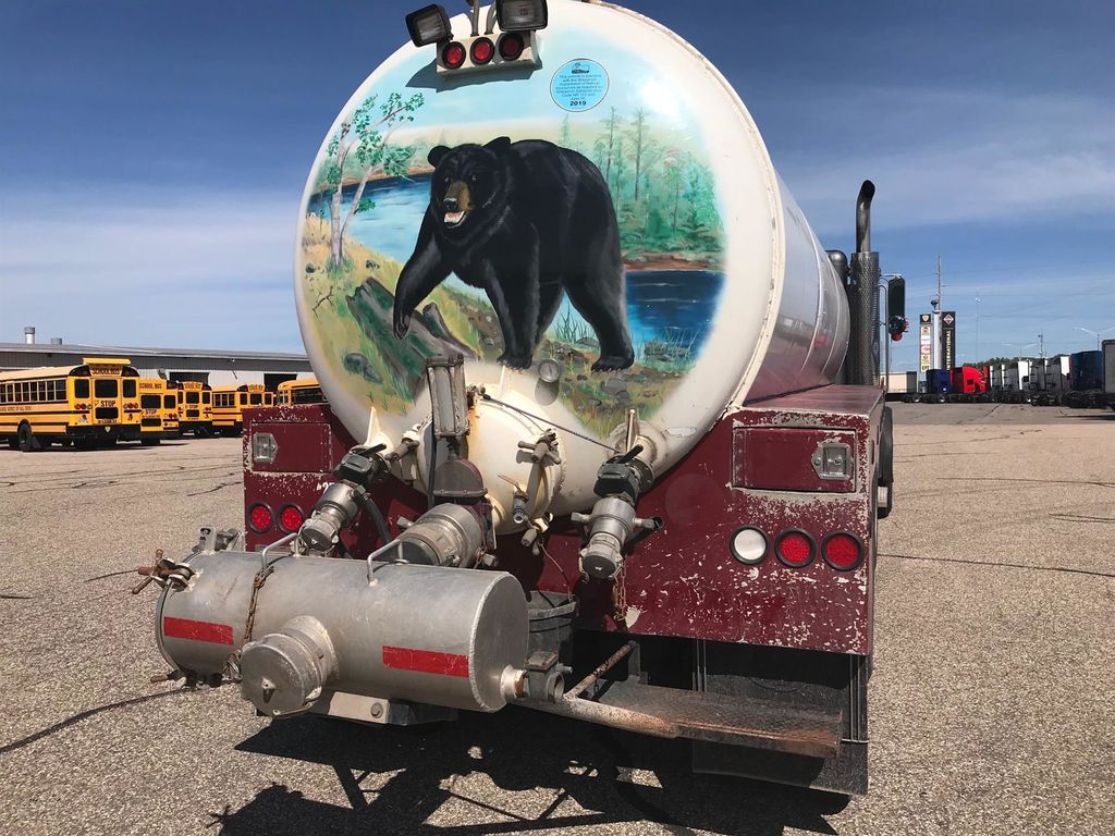 2013 Peterbilt 367 6x4, Water Truck #445B-19 - photo 1