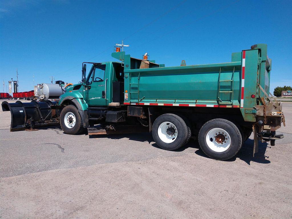 2009 International WorkStar 7500 6x4, Dump Body #480A-21 - photo 1
