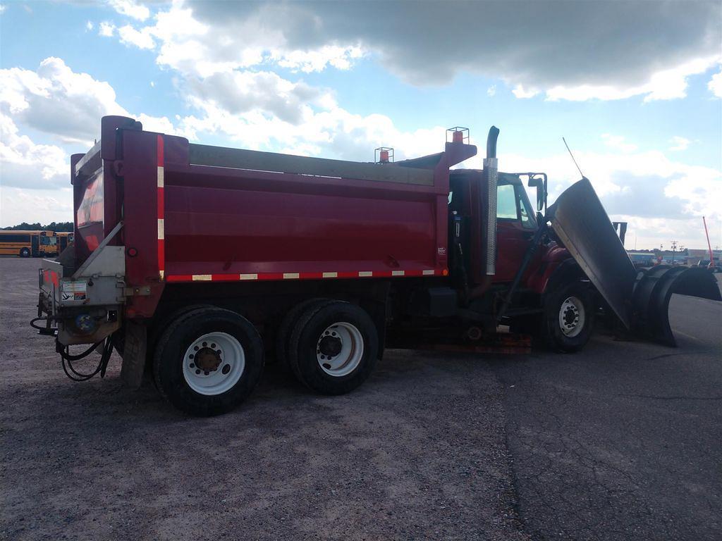2008 International WorkStar 7500 6x4, Dump Body #488A-21 - photo 1