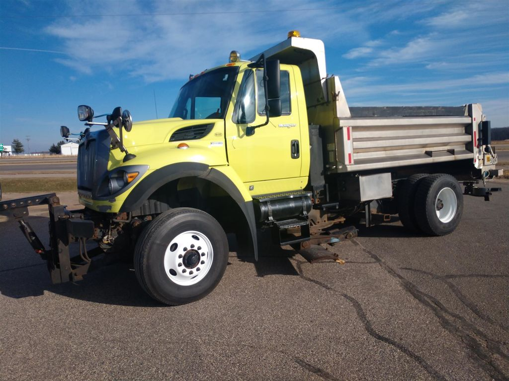 2012 International WorkStar 7500 4x2, Dump Body #556A-20 - photo 1