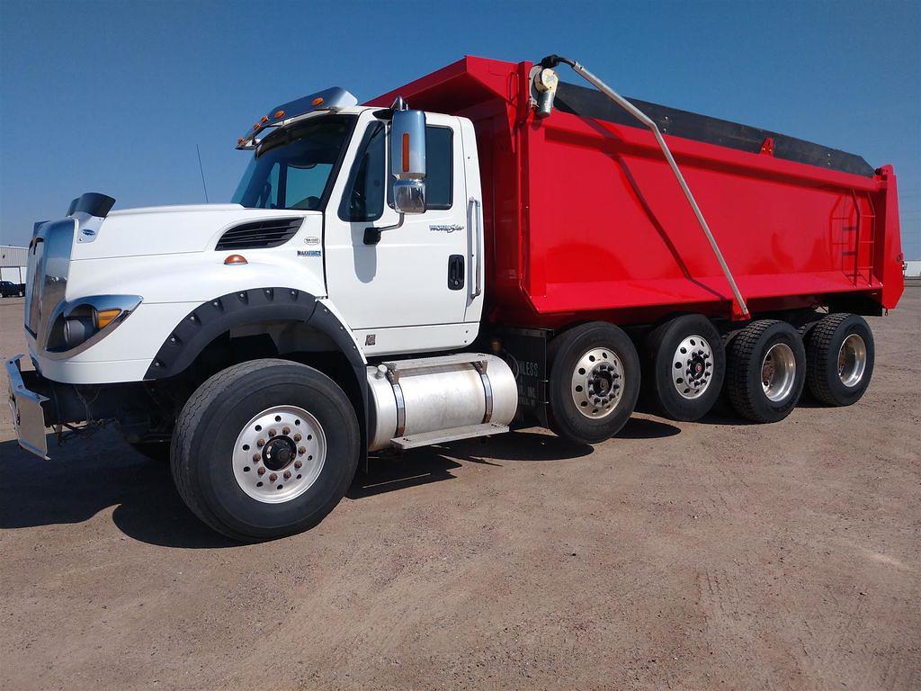 2012 International WorkStar 7600 6x4, Dump Body #559A-20 - photo 1
