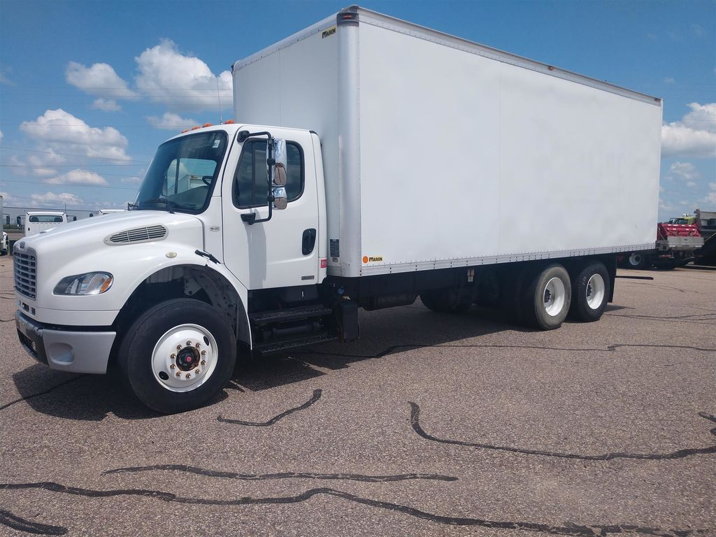 2012 Freightliner M2 106 6x4, Dry Freight #704A-20 - photo 1