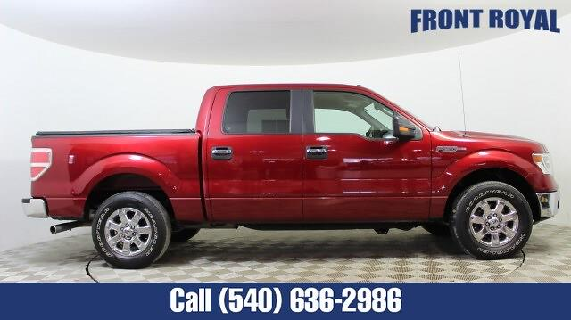 2014 Ford F-150 SuperCrew Cab 4x2, Pickup #17018 - photo 3
