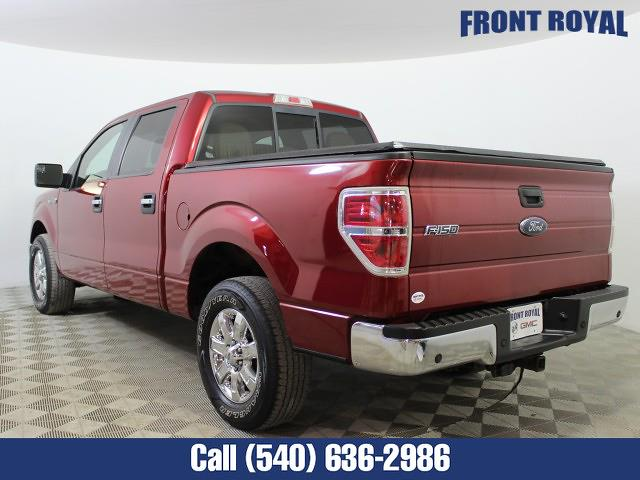 2014 Ford F-150 SuperCrew Cab 4x2, Pickup #17018 - photo 5