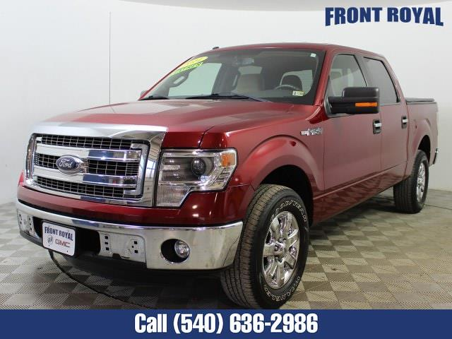 2014 Ford F-150 SuperCrew Cab 4x2, Pickup #17018 - photo 8