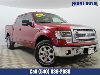 2014 Ford F-150 SuperCrew Cab 4x2, Pickup #17018 - photo 1