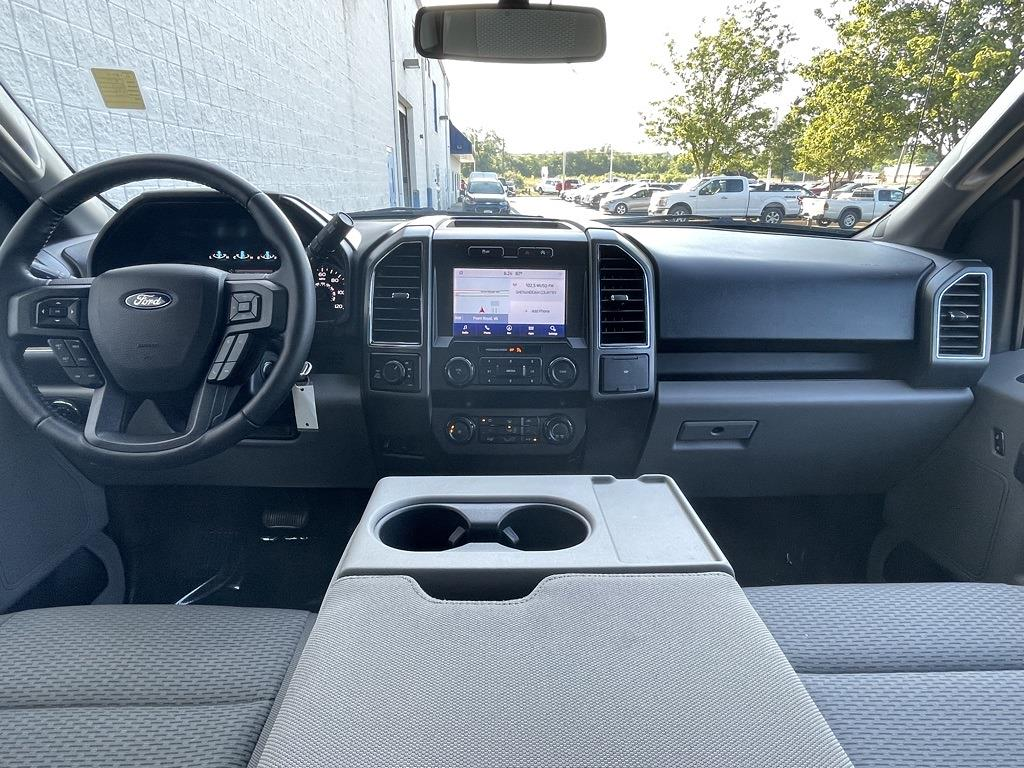 2020 Ford F-150 SuperCrew Cab 4x4, Pickup #41003C - photo 28