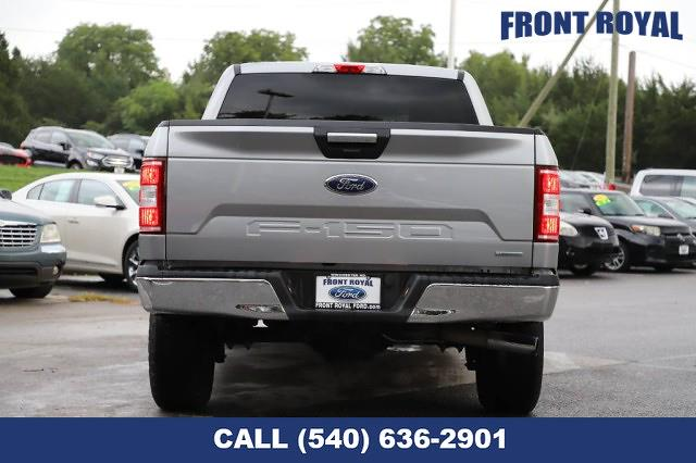 2020 Ford F-150 SuperCrew Cab 4x4, Pickup #P2516 - photo 6