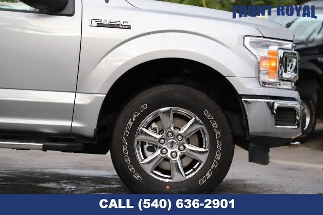 2020 Ford F-150 SuperCrew Cab 4x4, Pickup #P2516 - photo 8
