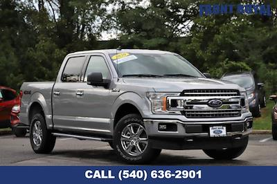 2020 Ford F-150 SuperCrew Cab 4x4, Pickup #P2516 - photo 1
