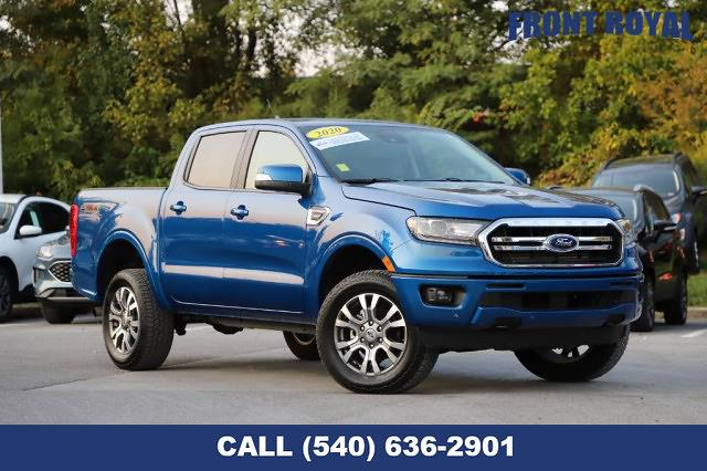 2020 Ford Ranger SuperCrew Cab 4x4, Pickup #P2518 - photo 1