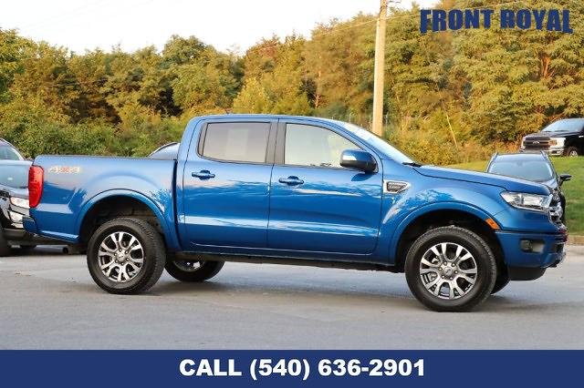 2020 Ford Ranger SuperCrew Cab 4x4, Pickup #P2518 - photo 9