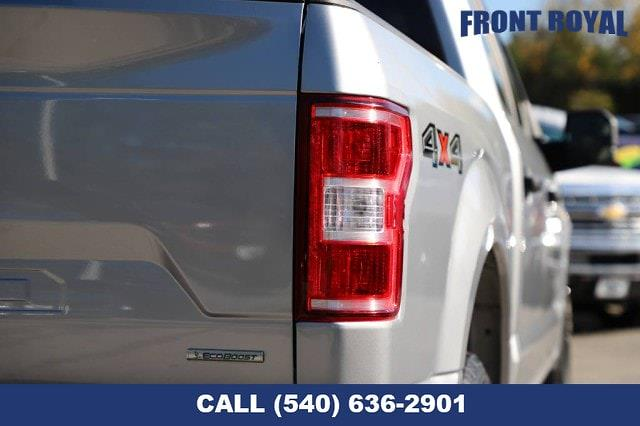 2020 Ford F-150 SuperCrew Cab 4x4, Pickup #P2544 - photo 12