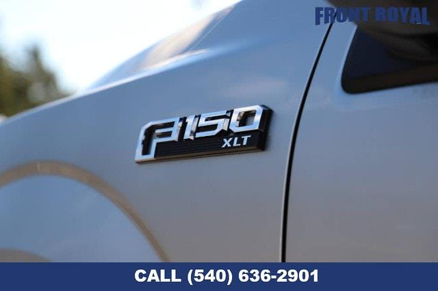 2020 Ford F-150 SuperCrew Cab 4x4, Pickup #P2544 - photo 14