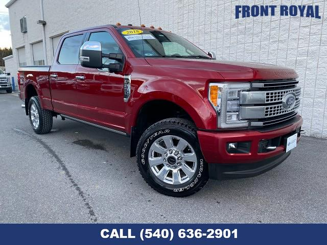2018 Ford F-250 Crew Cab 4x4, Pickup #P2652 - photo 1