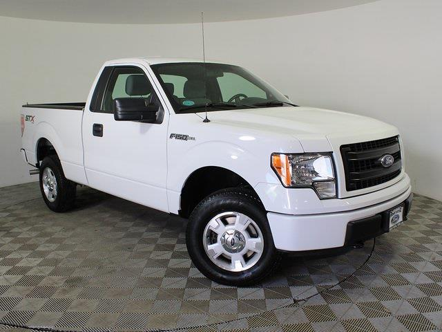 2014 Ford F-150 Regular Cab 4x4, Pickup #P2682 - photo 1