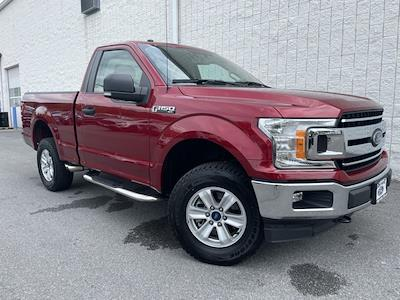 2018 Ford F-150 Regular Cab 4x4, Pickup #P2710 - photo 1