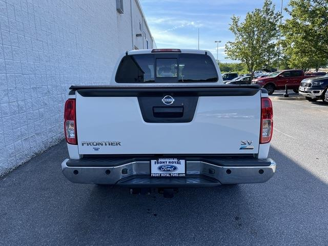 2019 Nissan Frontier Crew Cab 4x2, Pickup #P2731 - photo 4