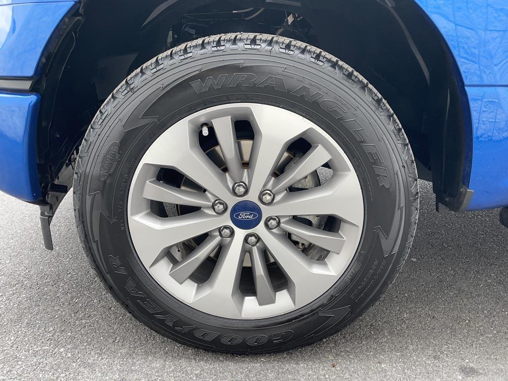 2017 Ford F-150 SuperCrew Cab 4x4, Pickup #P2750 - photo 23