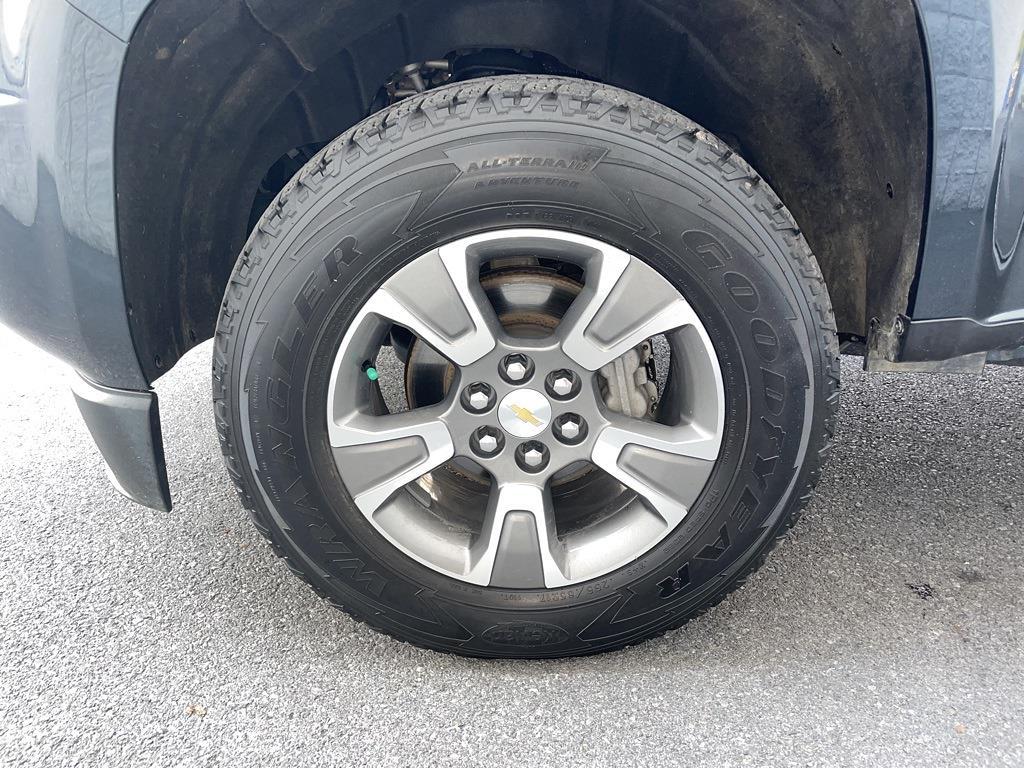 2017 Chevrolet Colorado Crew Cab 4x4, Pickup #P2776 - photo 17