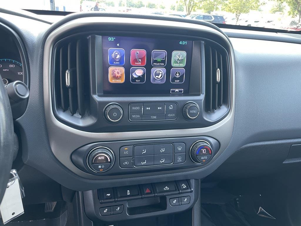 2017 Chevrolet Colorado Crew Cab 4x4, Pickup #P2776 - photo 28