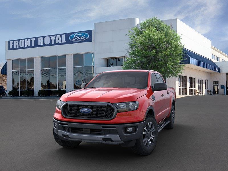 2020 Ford Ranger SuperCrew Cab AWD, Pickup #T10217 - photo 3