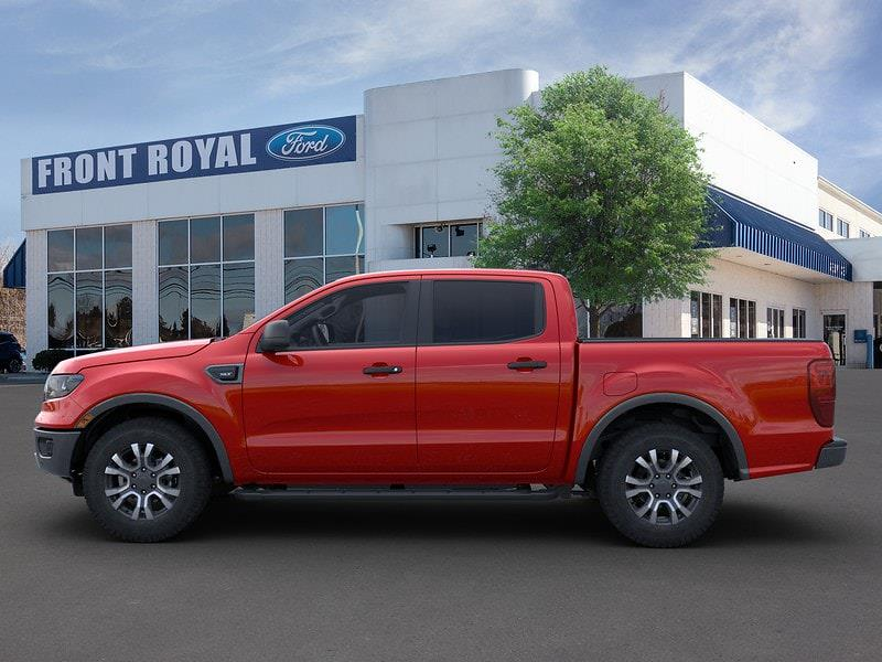 2020 Ford Ranger SuperCrew Cab AWD, Pickup #T10217 - photo 4