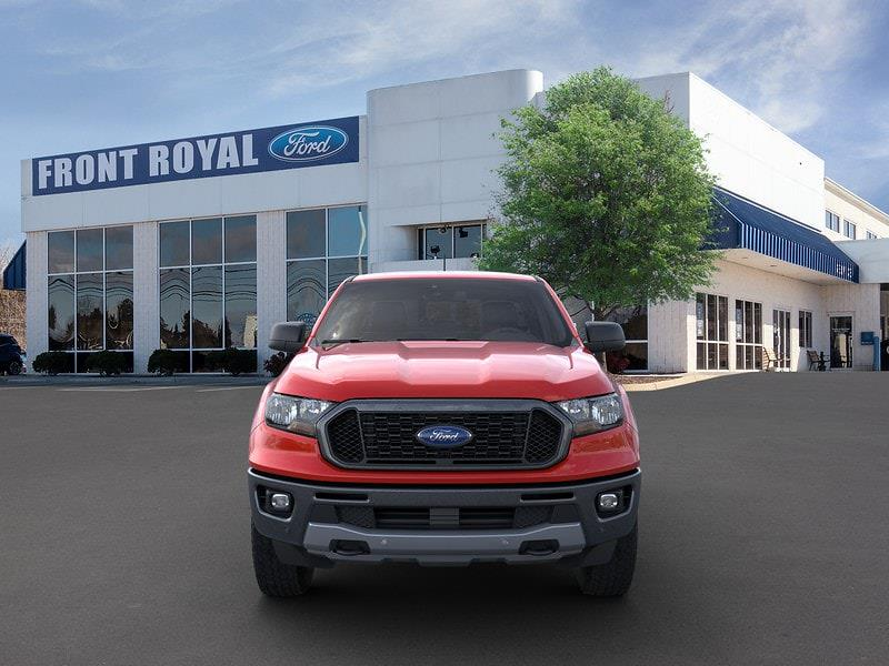 2020 Ford Ranger SuperCrew Cab AWD, Pickup #T10217 - photo 6