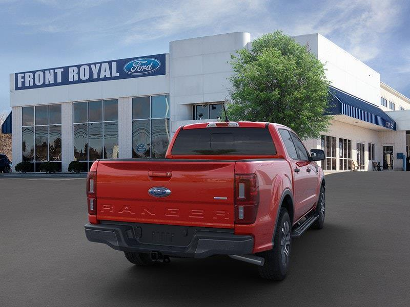 2020 Ford Ranger SuperCrew Cab AWD, Pickup #T10217 - photo 8
