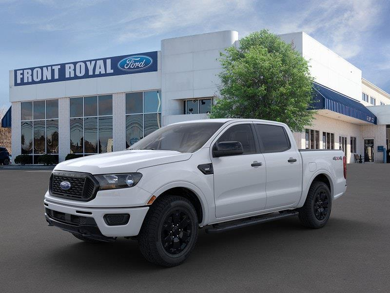 2020 Ford Ranger SuperCrew Cab AWD, Pickup #T10237 - photo 1