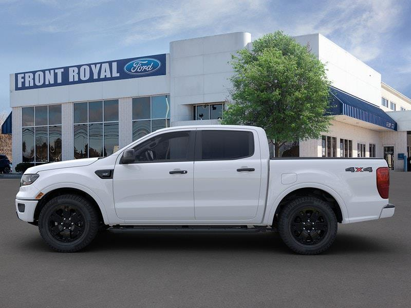 2020 Ford Ranger SuperCrew Cab AWD, Pickup #T10237 - photo 4