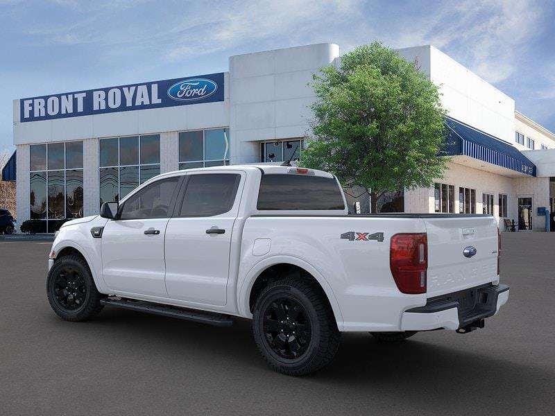 2020 Ford Ranger SuperCrew Cab AWD, Pickup #T10237 - photo 2
