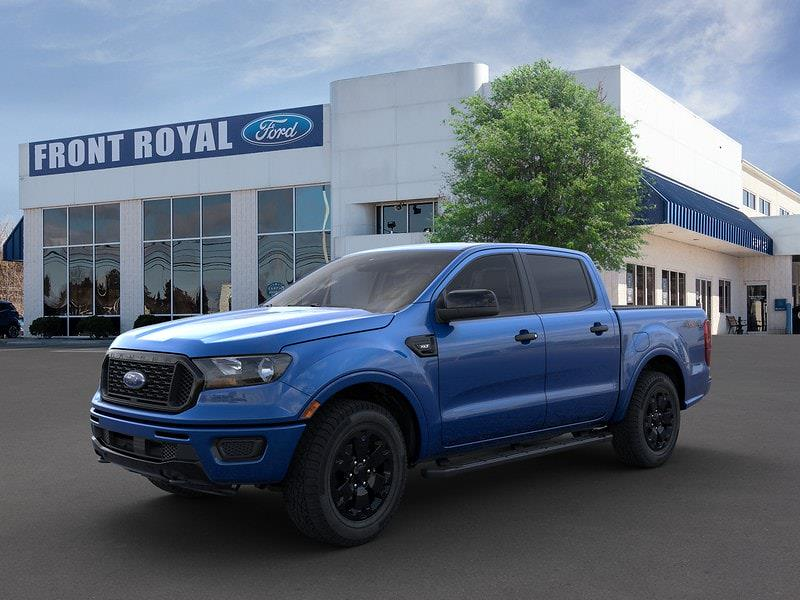 2020 Ford Ranger SuperCrew Cab AWD, Pickup #T10249 - photo 1