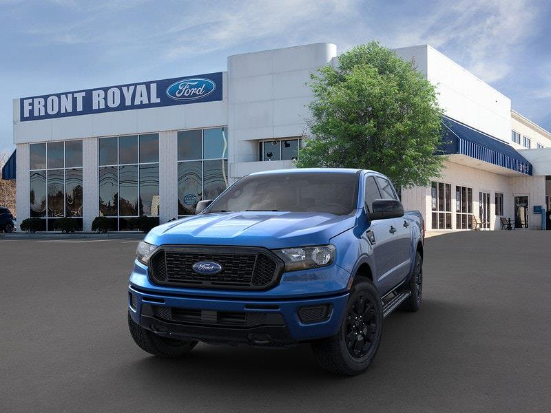2020 Ford Ranger SuperCrew Cab AWD, Pickup #T10249 - photo 3