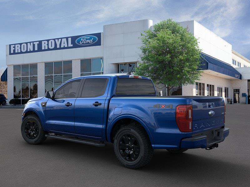 2020 Ford Ranger SuperCrew Cab AWD, Pickup #T10249 - photo 2