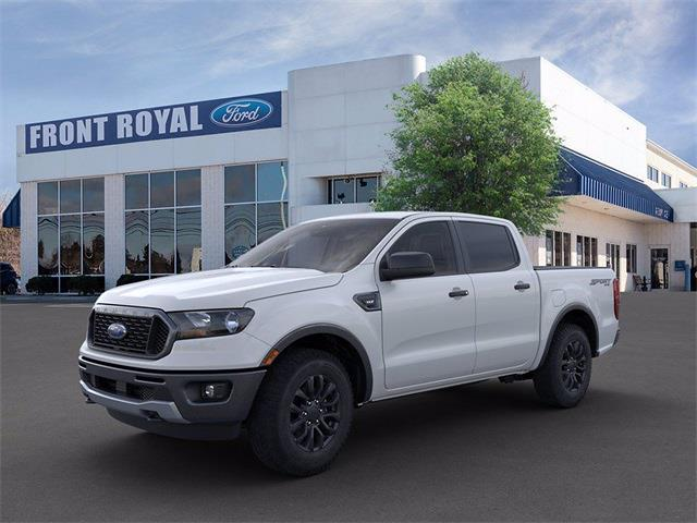 2021 Ford Ranger SuperCrew Cab 4x4, Pickup #T11002 - photo 22