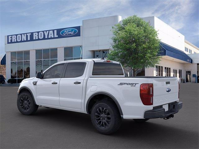 2021 Ford Ranger SuperCrew Cab 4x4, Pickup #T11002 - photo 2
