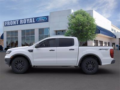 2021 Ford Ranger SuperCrew Cab 4x4, Pickup #T11002 - photo 3