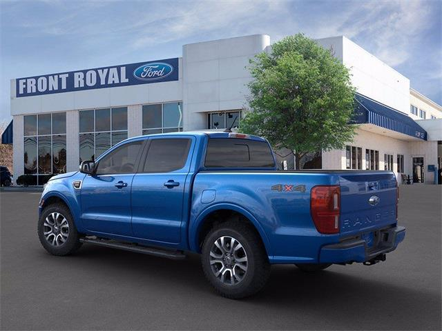 2021 Ford Ranger SuperCrew Cab 4x4, Pickup #T11012 - photo 2