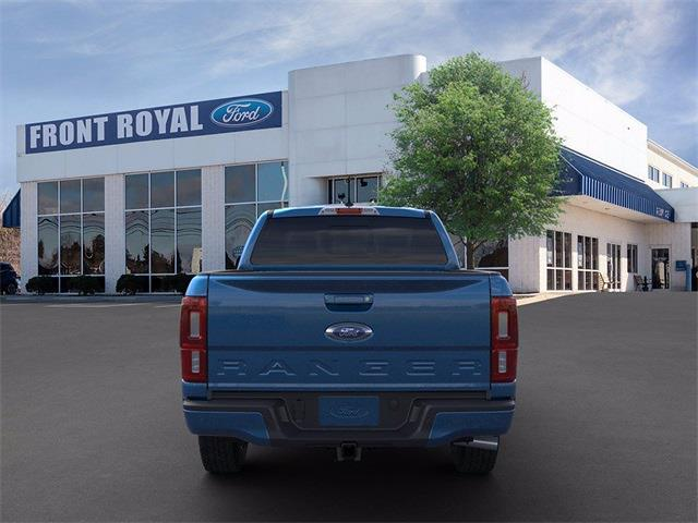 2021 Ford Ranger SuperCrew Cab 4x4, Pickup #T11012 - photo 5