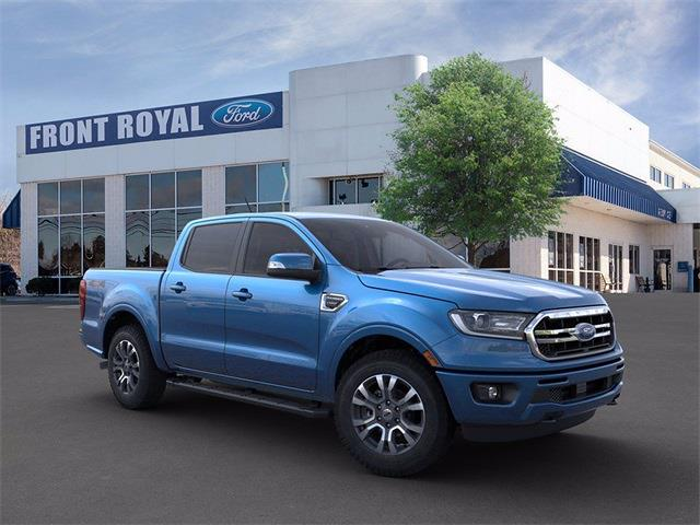2021 Ford Ranger SuperCrew Cab 4x4, Pickup #T11012 - photo 7