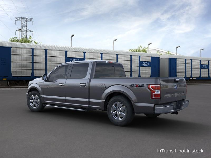 2020 Ford F-150 SuperCrew Cab AWD, Pickup #T20026 - photo 2