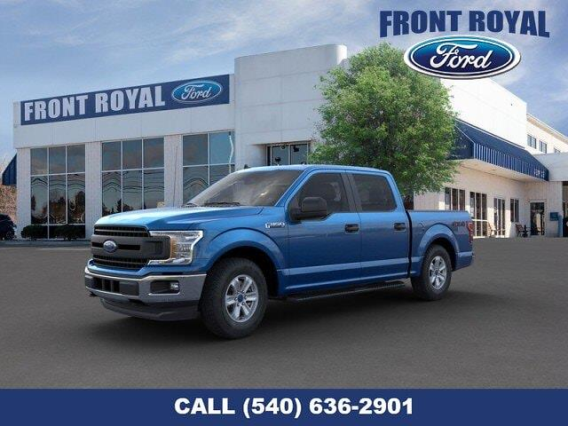 2020 Ford F-150 SuperCrew Cab AWD, Pickup #T20032 - photo 1