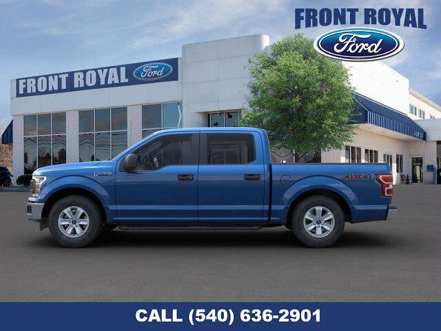 2020 Ford F-150 SuperCrew Cab AWD, Pickup #T20032 - photo 4