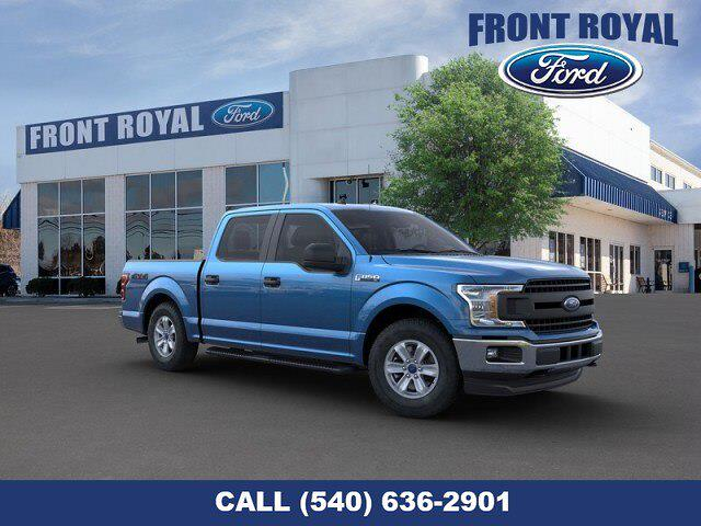 2020 Ford F-150 SuperCrew Cab AWD, Pickup #T20032 - photo 7