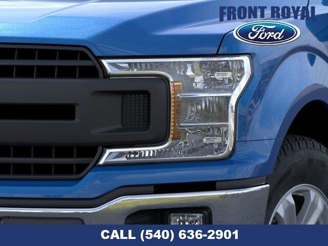 2020 Ford F-150 SuperCrew Cab AWD, Pickup #T20032 - photo 18