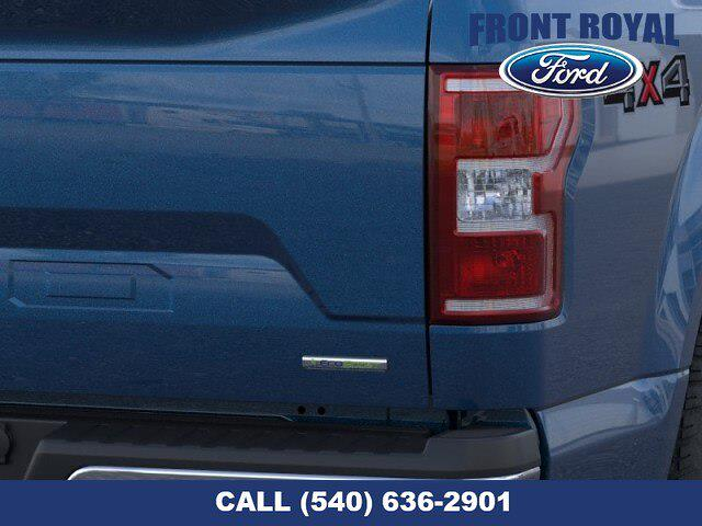 2020 Ford F-150 SuperCrew Cab AWD, Pickup #T20032 - photo 21