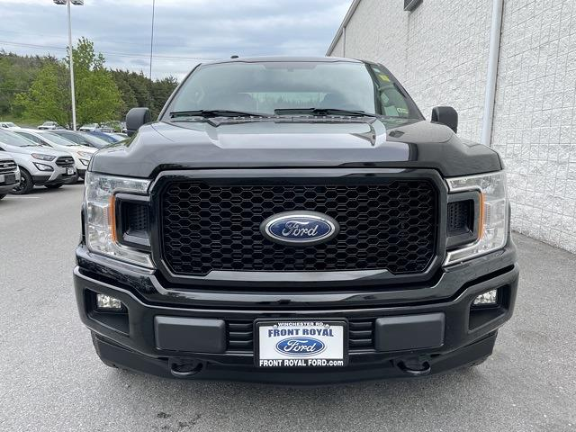 2018 Ford F-150 SuperCrew Cab 4x4, Pickup #T20034A - photo 7