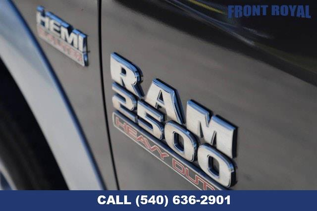 2016 Ram 2500 Crew Cab 4x4, Pickup #T2073B - photo 14
